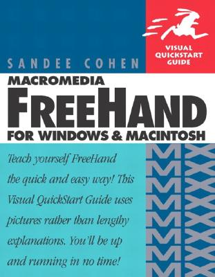Macromedia FreeHand MX for Windows and Macintosh - Cohen, Sandee