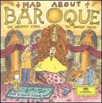 Mad about Baroque - Bernhard Läubin (trumpet); Camerata Bern; David Reichenberg (oboe); Edward Brewer (organ); Elizabeth Wilcock (violin);...