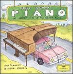 Mad About Piano - Alexis Weissenberg (piano); Anatol Ugorski (piano); Emil Gilels (piano); Evgeny Kissin (piano); Jean-Marc Luisada (piano); Krystian Zimerman (piano); Leonard Bernstein (piano); Lilya Zilberstein (piano); Maria João Pires (piano); Martha Argerich (piano)