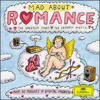 Mad About Romance - Jules Eskin (cello); Martha Argerich (piano)