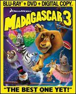 Madagascar: Escape 2 Africa [With Movie Money] [Blu-ray/DVD]