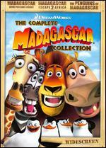 Madagascar: The Complete Collection [3 Discs]
