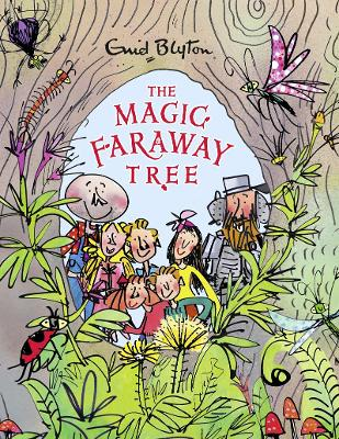 Magic Faraway Tree - Blyton, Enid