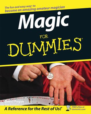 Magic for Dummies - Pogue, David
