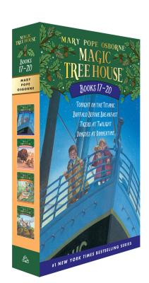 Magic Tree House Volumes 17-20: The Mystery of the Enchanted Dog - Osborne, Mary Pope