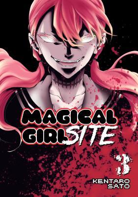 Magical Girl Site Vol. 3 - Sato, Kentaro