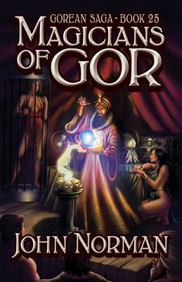 Magicians of Gor - Norman, John