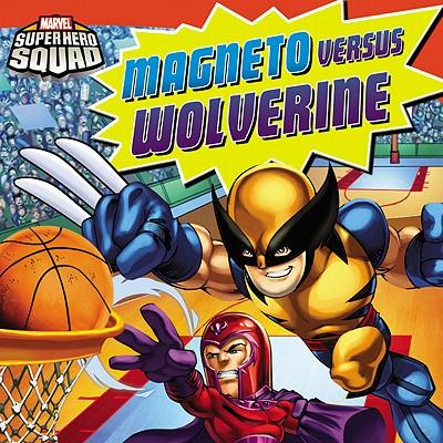 Magneto Versus Wolverine - Strathearn, Chris