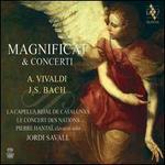 Magnificat & Concerti: A. Vivaldi, J.S. Bach - Damien Guillon (counter tenor); David Munderloh (tenor); Hanna Bayodi-Hirt (soprano); Johannette Zomer (soprano);...