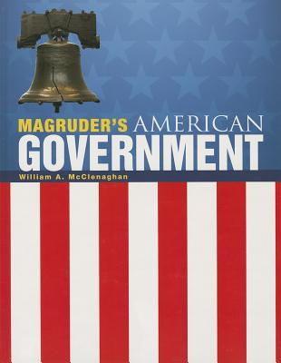 Magruder's American Government - McClenaghan, William a