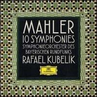 Mahler: 10 Symphonies [10CD/Blu-Ray Audio] -