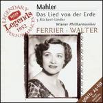 Mahler: Das Lied von der Erde; 3 Rückert-Lieder - Julius Patzak (tenor); Kathleen Ferrier (contralto); Wiener Philharmoniker; Bruno Walter (conductor)