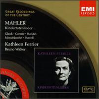 Mahler: Kindertotenlieder - Gerald Moore (piano); Isobel Baillie (soprano); Kathleen Ferrier (contralto); Wiener Philharmoniker;...