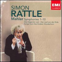 Mahler: Symphonies 1-10; Das klagende Lied; Das Lied von der Erde; Songs from Des Knaben Wunderhorn - Alfreda Hodgson (mezzo-soprano); Amanda Roocroft (soprano); Anne Sofie von Otter (mezzo-soprano); Arleen Augér (soprano);...