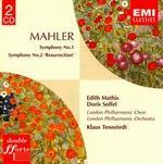 "Mahler: Symphonies Nos. 1 & 2 ""Resurrection"""