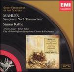 Mahler: Symphony No. 2 'Resurrection' - Arleen Augér (soprano); Janet Baker (mezzo-soprano); City of Birmingham Symphony Chorus (choir, chorus);...