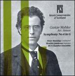 Mahler: Symphony No. 4 (Arranged by Klaus Simon)