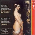Mahler's Arrangements of Schubert's 'Death and the Maiden' & Beethoven's String Quartet 'Serioso'