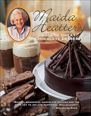 Maida Heatter's Book of Great Chocolate Desserts - Heatter, Maida