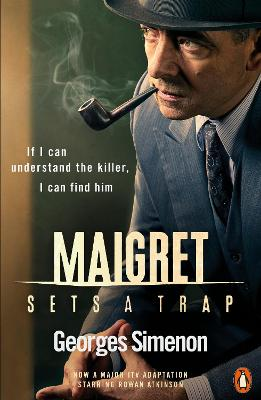 Maigret Sets a Trap - Simenon, Georges, and Reynolds, Sian (Translated by)