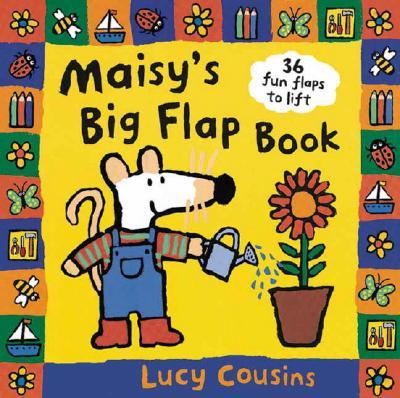 Maisy's Big Flap Book -