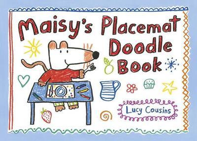 Maisy's Placemat Doodle Book -