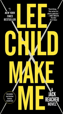 Make Me (with Bonus Short Story Small Wars): A Jack Reacher Novel - Child, Lee, New