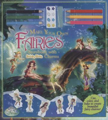 Make Your Own Fairies: Storybook with Shrinkydinks Charms -