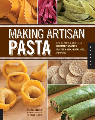 Making Artisan Pasta - Green, Aliza
