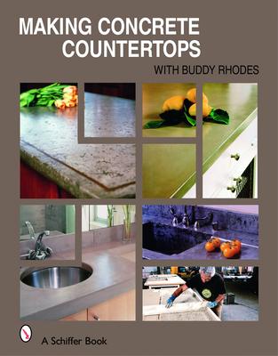 Making Concrete Countertops - Rhodes, Buddy