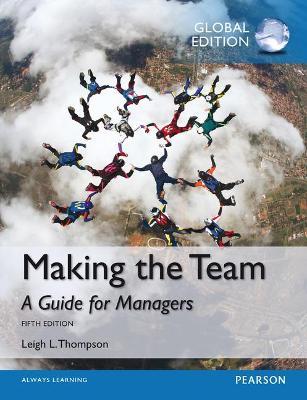 Making the Team - Thompson, Leigh L.