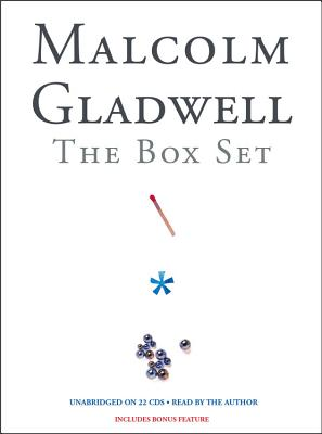 Malcolm Gladwell: The Box Set - Gladwell, Malcolm, and Author (Read by)