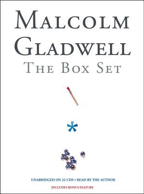 Malcolm Gladwell: The Box Set - Gladwell, Malcolm