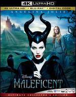 Maleficent [Includes Digital Copy] [4K Ultra HD Blu-ray/Blu-ray]