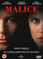 Malice - Harold Becker