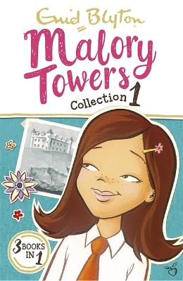 Malory Towers Collection 1: Books 1-3 - Blyton, Enid