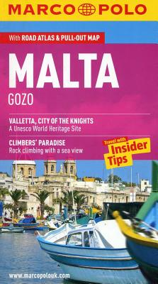 Malta & Gozo Marco Polo Pocket Guide - Marco Polo