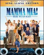 Mamma Mia! Here We Go Again [Includes Digital Copy] [Blu-ray/DVD]