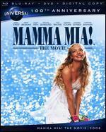 Mamma Mia! [Universal 100th Anniversary] [2 Discs] [Includes Digital Copy] [Blu-ray/DVD]