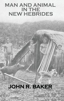 Man & Animals In New Hebrides - Baker