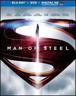 Man of Steel [Blu-ray] [2 Discs]