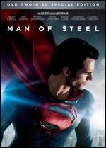 Man of Steel [Special Edition] [2 Discs] [Includes Digital Copy] [UltraViolet]