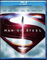 Man of Steel: With Movie Money [Blu-ray] [2 Discs]