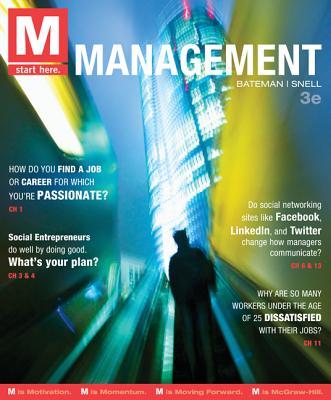 Management - Bateman, Thomas S, and Snell, Scott A