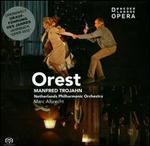 Manfred Trojhan: Orest