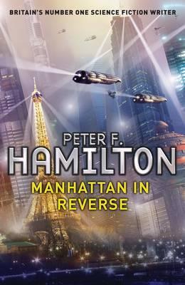Manhatten in Reverse - Hamilton, Peter F