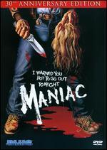 Maniac [30th Anniversary Edition] [2 Discs]