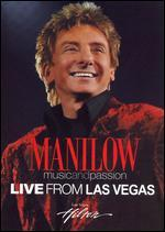 Manilow: Music and Passion - Live From Las Vegas [2 Discs]