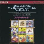 Manuel de Falla: The Three-Cornered Hat; Der Dreispitz