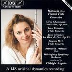 Manuela Plays French Flute Concertos